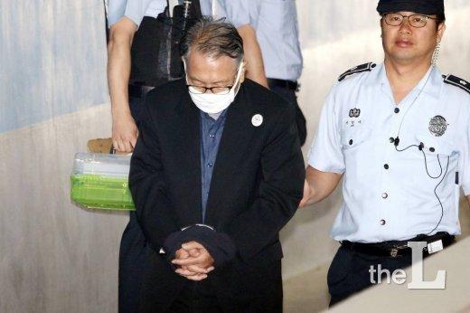 김기춘 전 대통령 비서실장 /사진=김창현 기자