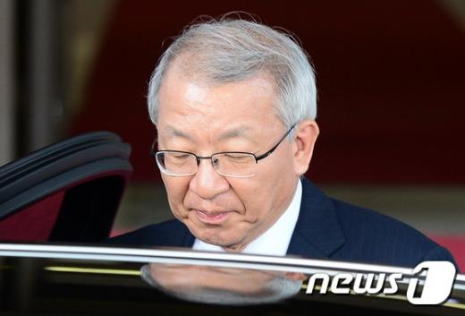 [사진]검찰 '판사 블랙리스트' 수사, 양승태 대법원장도 조사한다