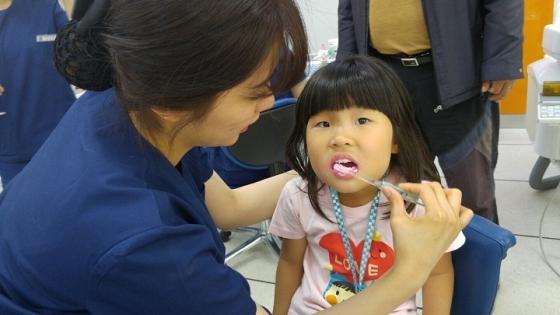 경동대 치위생학부, 지역사회 구강건강 봉사