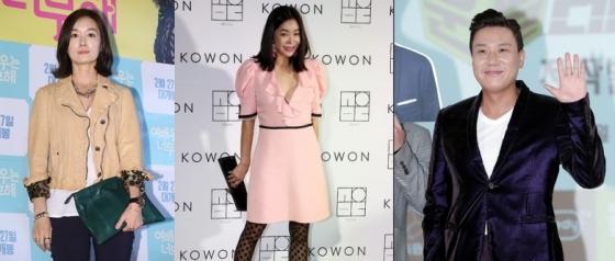 오연수, 이혜영, 이상민 /사진=머니투데이DB,스타뉴스