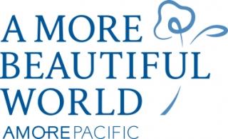 아모레퍼시픽 'A MORE Beautiful World' 로고/사진제공=아모레퍼시픽