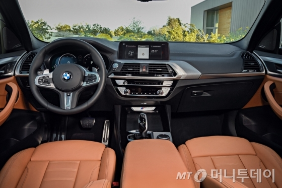 BMW 뉴 X3 /사진제공=BMW 그룹
