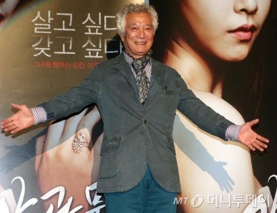 배우 신성일, '폐암 3기'…아내 엄앵란도 암투병 후 회복 중