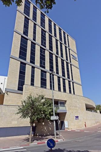 모빌아이 이스라엘 예루살렘 본사/사진=예루살렘(이스라엘) 장시복 기자
