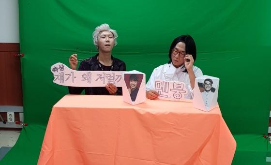 박수홍 엄마(좌)와 김건모 엄마(우). /사진=인터넷 커뮤니티