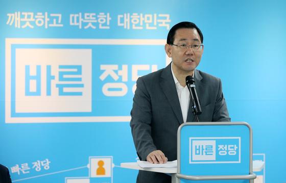 바른정당, 문준용 취업 특혜의혹·국민의당 증거조작 특검법 발의 결정