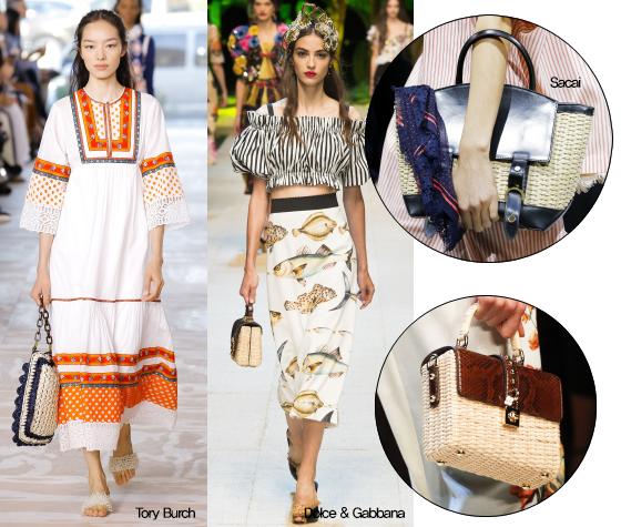 /사진=Tory Burch, Dolce & Gabbana, Sacai