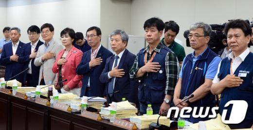 최저임금委, 협상 막판 스퍼트…노사 수정안 제시 예정