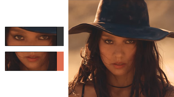 /사진=이효리 'Black' 뮤직비디오 화면 캡처