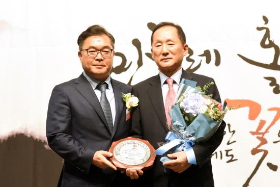 인천재능대 이기우 총장, 한국 경제 빛낸 인물 선정
