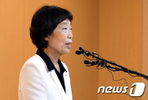 [사진]대한적십자사, 이산가족 상봉 위한 남북적십자회담 개최 제의