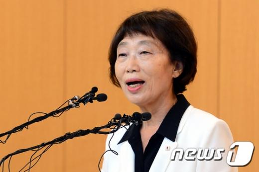 [사진]한적, 이산가족 상봉 위한 남북적십자회담 개최 北에 제의