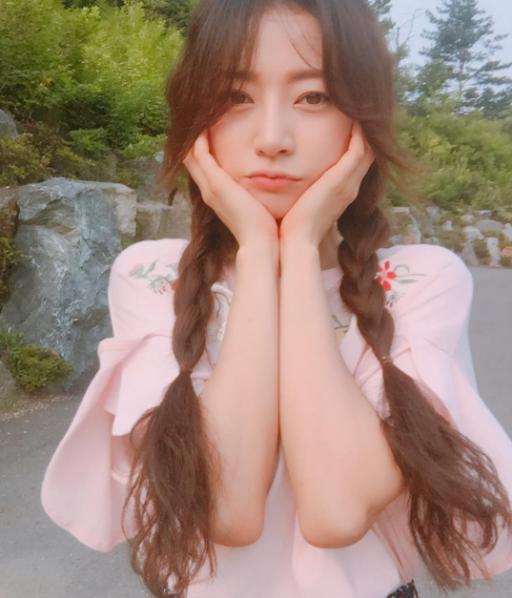 /사진=송하윤 인스타그램