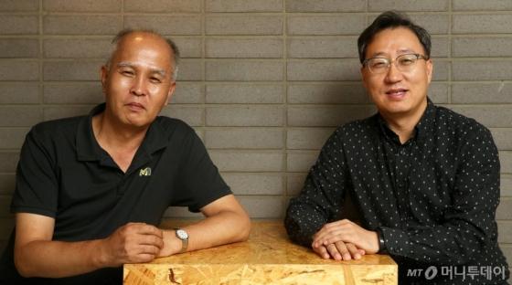 이용우-윤호영 카카오뱅크 공동대표 인터뷰
