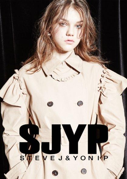 현대G&F, '스티브J&요니P' 컬렉션 → 'SJYP 블랙라벨'로