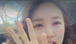 """윤은혜 근황, 청순한 셀카 공개…""""바람의 여신처럼"""""""