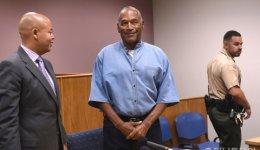 강도사건으로 9년 복역한 O.J. 심슨, 10월 가석방된다