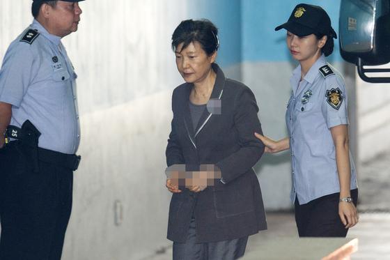 박근혜 전 대통령. /사진=뉴스1