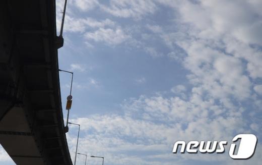 [사진]구름과 하늘