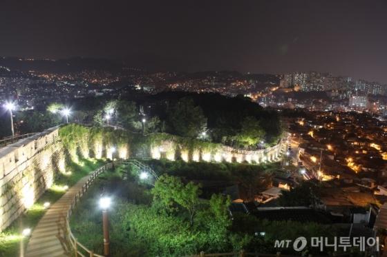 한양도성길. /사진제공=한국관광공사