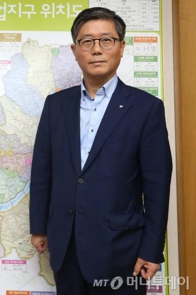 변창흠 서울주택도시공사 사장. /사진=이기범 기자