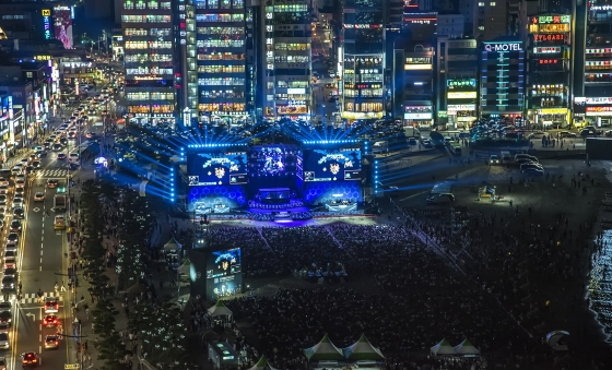 스타크래프트 귀환 행사 성황리 개최… 시청자 50만 달해