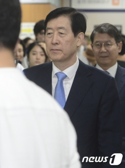 최지성 삼성 전 미래전략실장(부회장)/사진=뉴스1