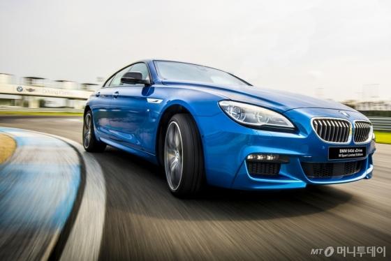 '640d xDrive M 스포츠 리미티드 에디션'/사진제공=BMW 코리아