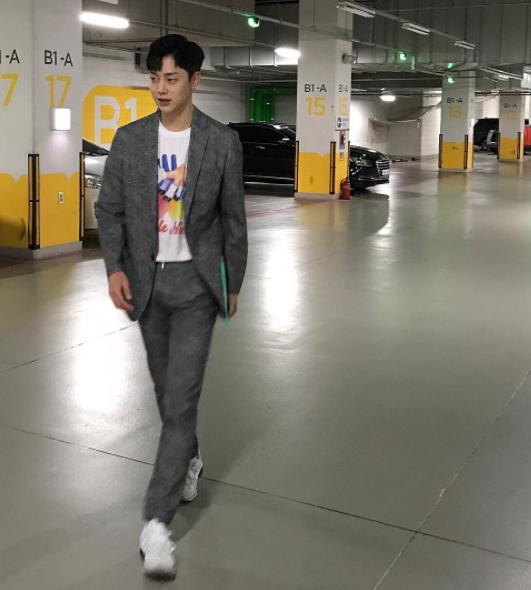 /사진=권현빈 인스타그램