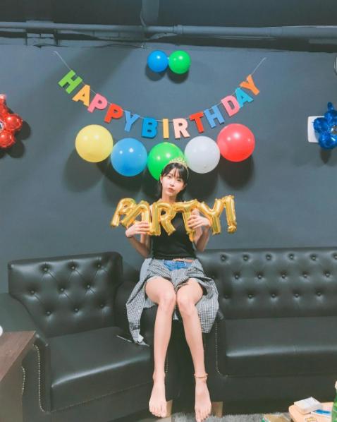 /사진=조현영 인스타그램