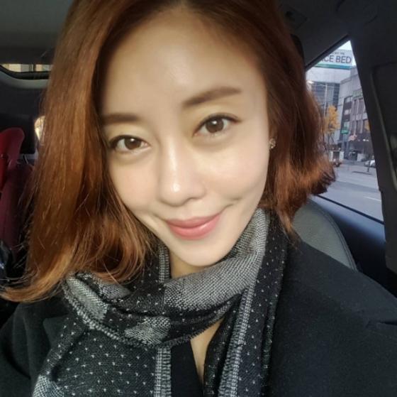 그룹 쥬얼리 출신 이지현./ 사진=이지현 인스타그램