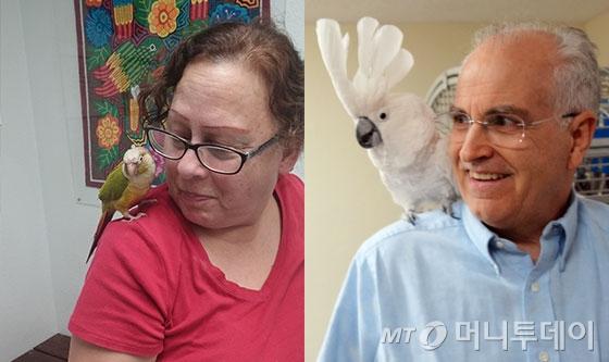 """""""앵무새 보호자는 말 잘해요""""… 동물-사람 닮는다?"""