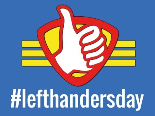 세계 왼손잡이의 날. / 사진=세계 왼손잡이의 날 공식 홈페이지