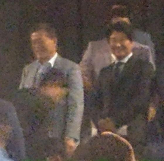 문재인 대통령(왼쪽)과 배우 송강호 /사진=인스타그램