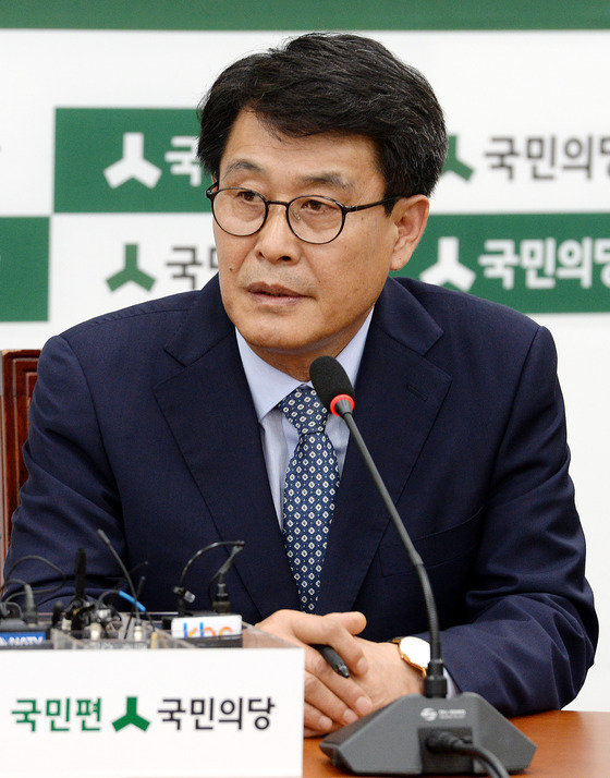김광수 국민의당 의원