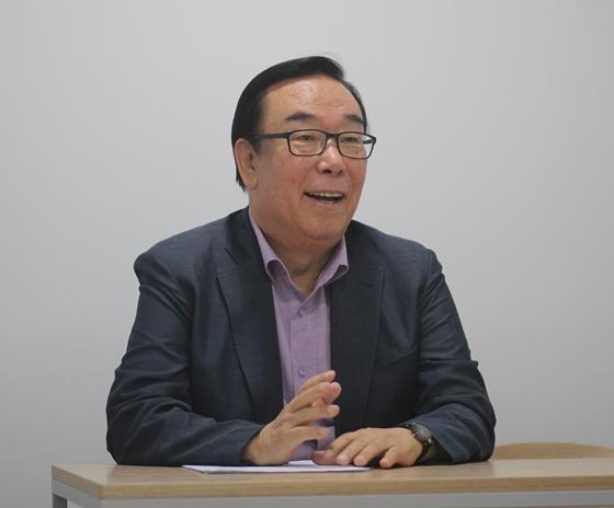 서한샘 전 한샘학원 이사장(74) / 사진제공=공단기