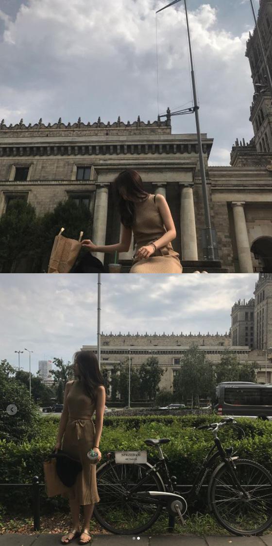 /사진=손나은 인스타그램
