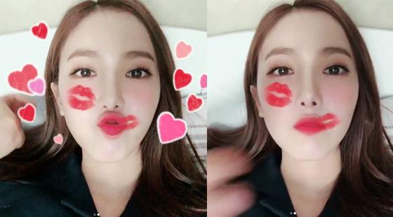 /사진=여자친구 공식 인스타그램