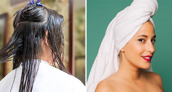 휴가 후 푸석해진 머릿결, 매끄럽게 되돌리는 법은?