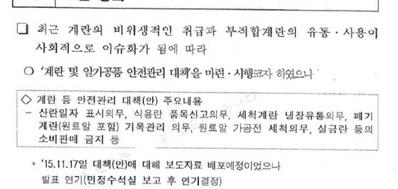 식약처가 작성한 자료/사진=김현권의원실