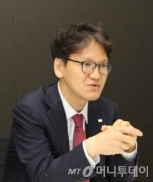 윤주영 미래에셋자산운용 ETF운용본부장. /사진제공=미래에셋자산운용