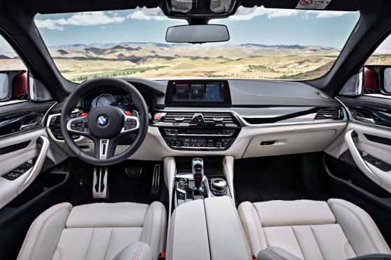 뉴  M5/사진제공=BMW