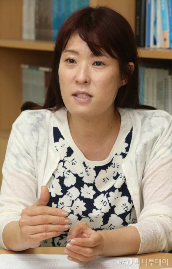 정성희 보험연구원 사회안전망연구실장/사진=이기범 기자