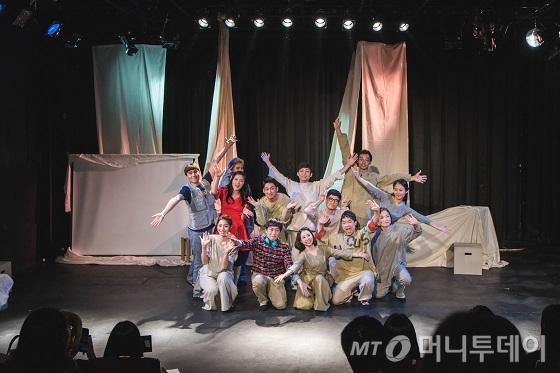 공연 장면/사진=한국과학창의재단
