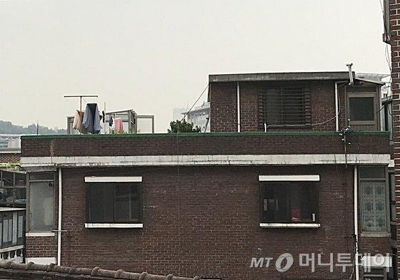 서울 동작구 흑석동 소재 한 연립주택. /사진=신현우 기자