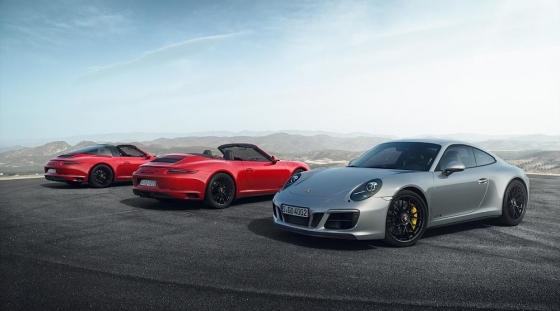 포르쉐 뉴 911 4 GTS/사진제공=포르쉐코리아