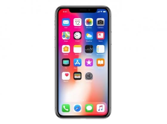 애플 '아이폰X'. /사진=애플 홈페이지.