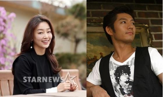 이연수(왼쪽), 정유석 /사진=스타뉴스, OSEN