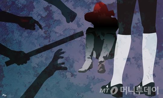 부산 여중생 폭행 가해자 1명 추가 구속영장 신청