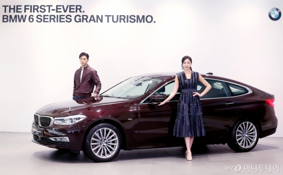 [사진]BMW 뉴 6시리즈 그란 투리스모 공개